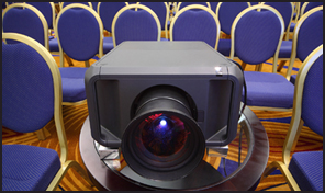 Large Venue Projector